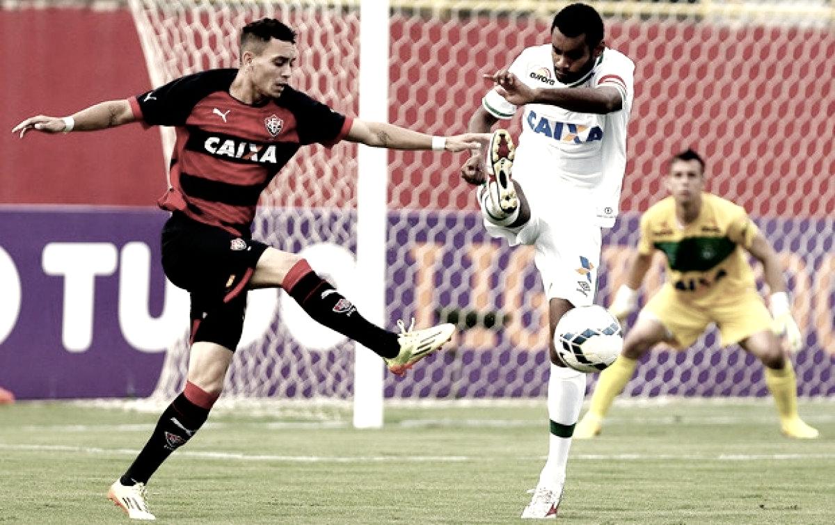 Resultado Vitória e Chapecoense pelo Campeonato Brasileiro 2018 (1-0)
