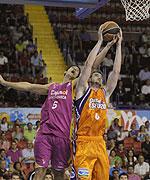El Banca Cívica martiriza al Valencia Basket con un baloncesto de quilates (65-58)