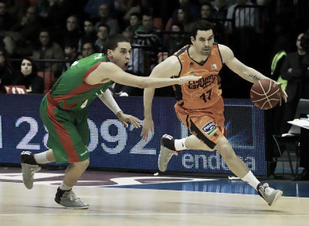 Cajasol-Valencia Basket: en busca de lasupervivencia