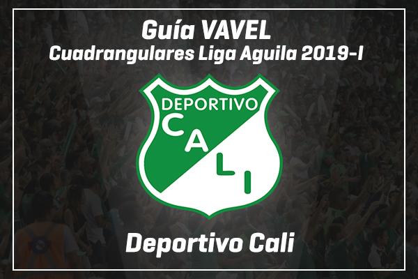Guía VAVEL Colombia, cuadrangulares Liga Aguila 2019-I: Deportivo Cali