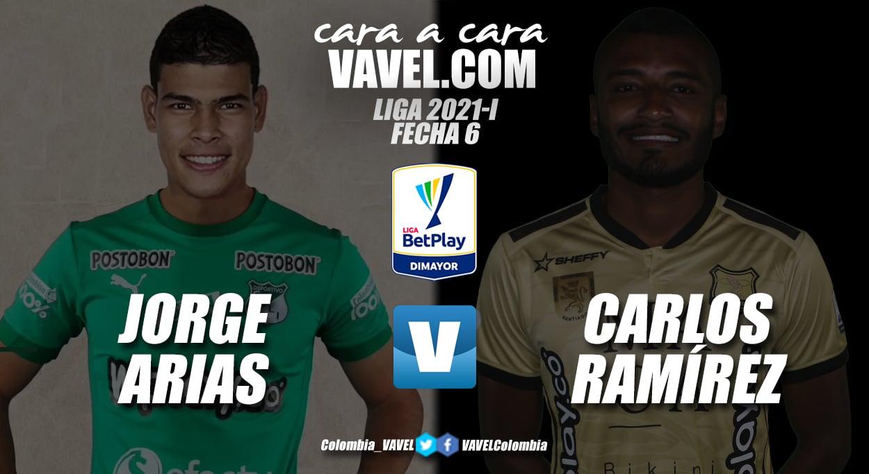 Cara a Cara: Jorge Arias vs Carlos Ramírez