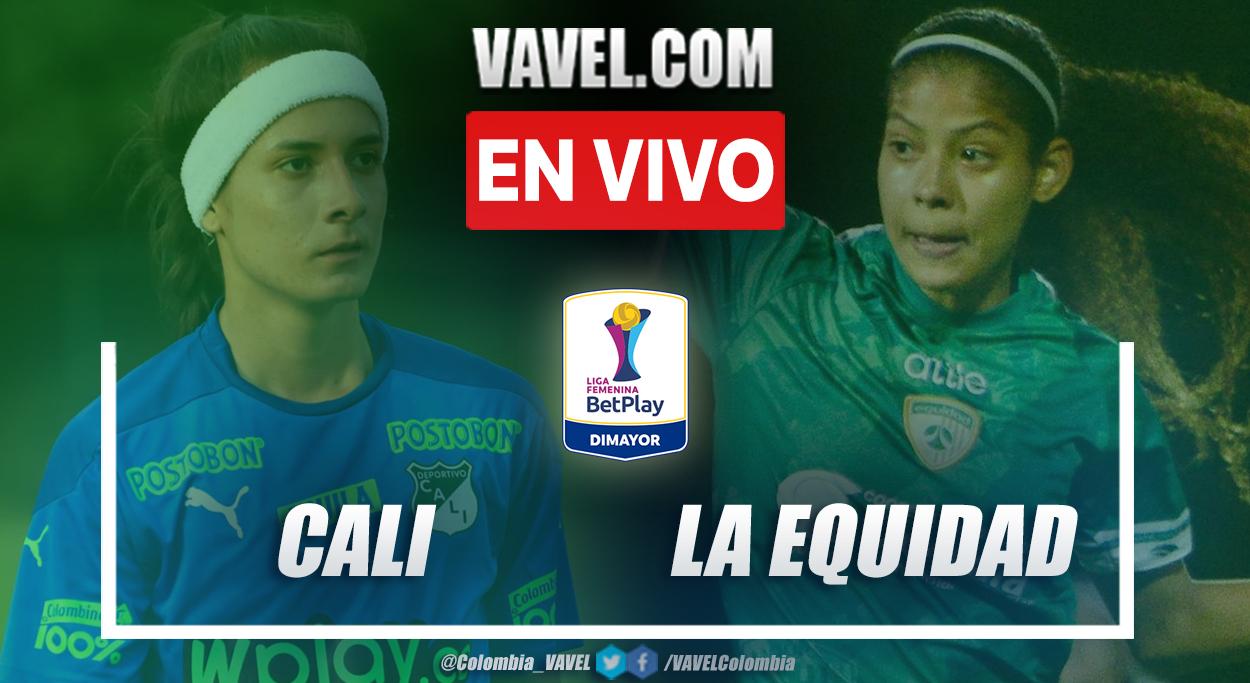 Resumen y goles: Cali 2-0 La Equidad en semifinal (vuelta) por Liga Femenina BetPlay 2021