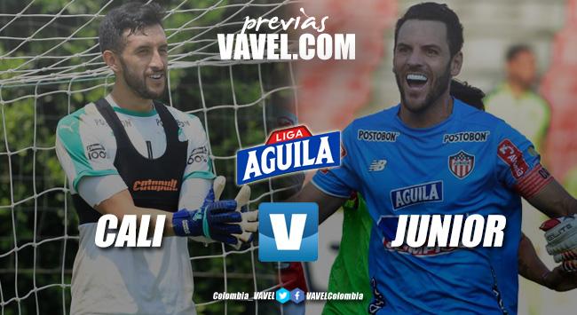 Previa Deportivo Cali vs Junior de Barranquilla: una lucha por entrar a los cuadrangulares