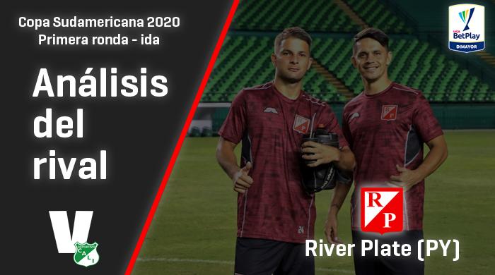 Deportivo Cali, análisis del rival: Club River Plate