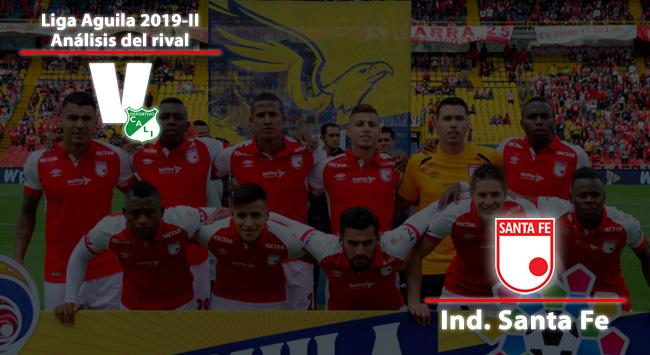 Deportivo Cali, análisis del rival: Independiente Santa Fe