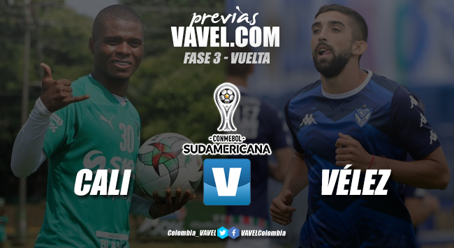 Previa Deportivo Cali vs Vélez Sársfield: a vencer o morir