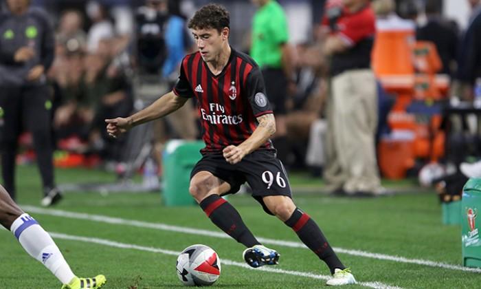 Europa League: Milan avanti 1-0 sul Ludogorets, decide un gol di Cutrone