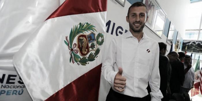 Horacio Calcaterra, un peruano más