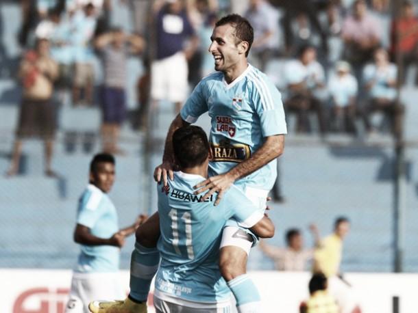 La alegría y el sol volvieron a Sporting Cristal