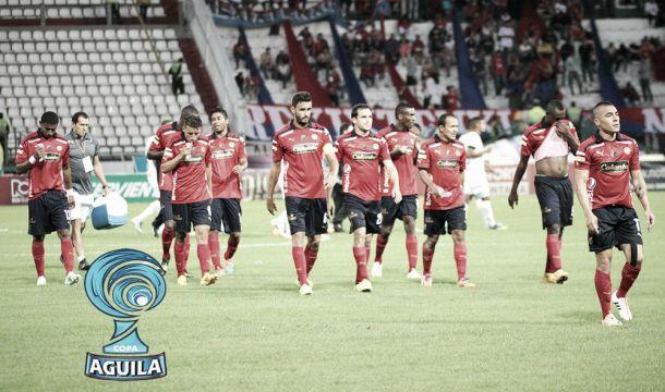 Calendario del Medellín para la Copa Águila 2015