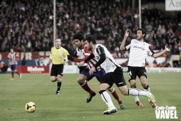 Atlético de Madrid - Valencia: los ché quieren estar en el podio