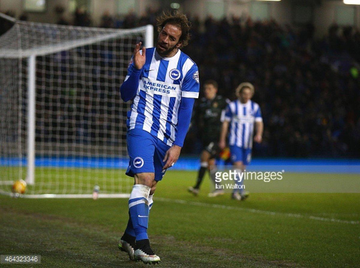 Brighton contemplating re-signing Calderon