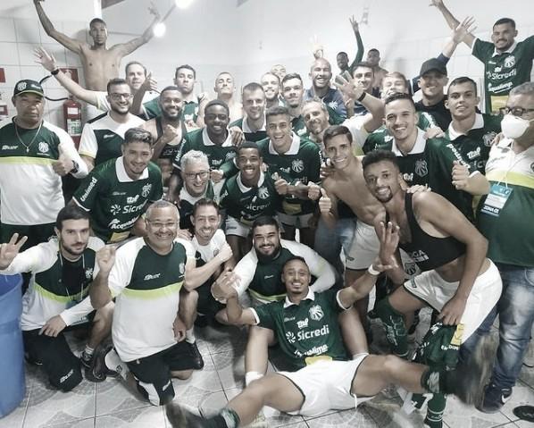 Caldense reage e derruba Atlético de virada no Campeonato Mineiro