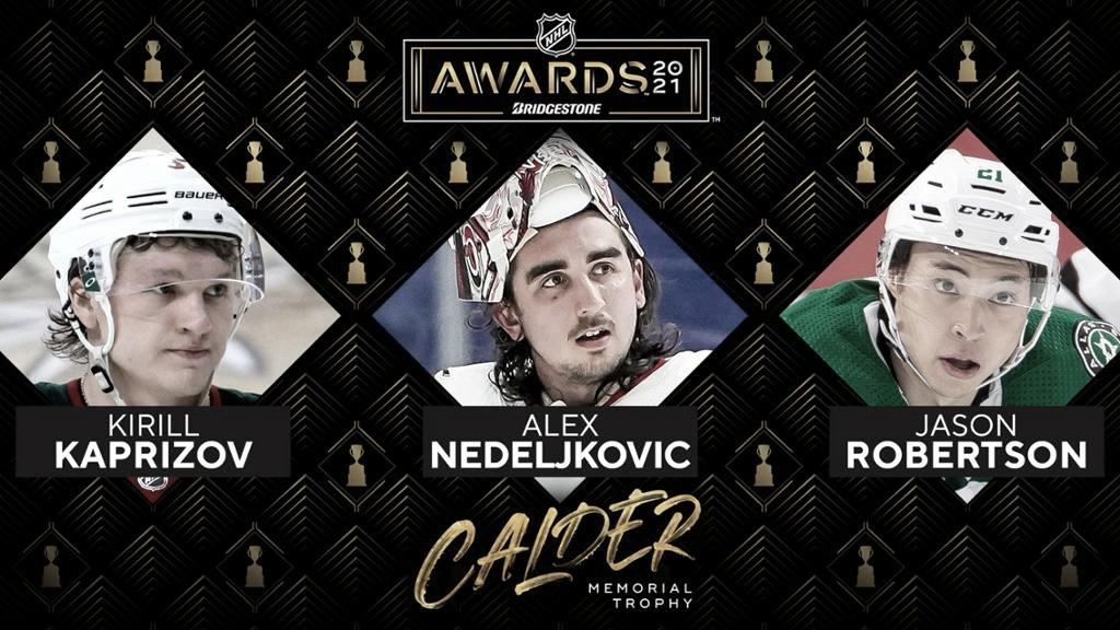 Anunciados los finalistas al Trofeo Calder