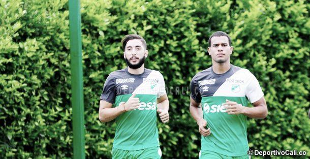 Luis Calderón supera la lesión y regresa a los entrenamientos