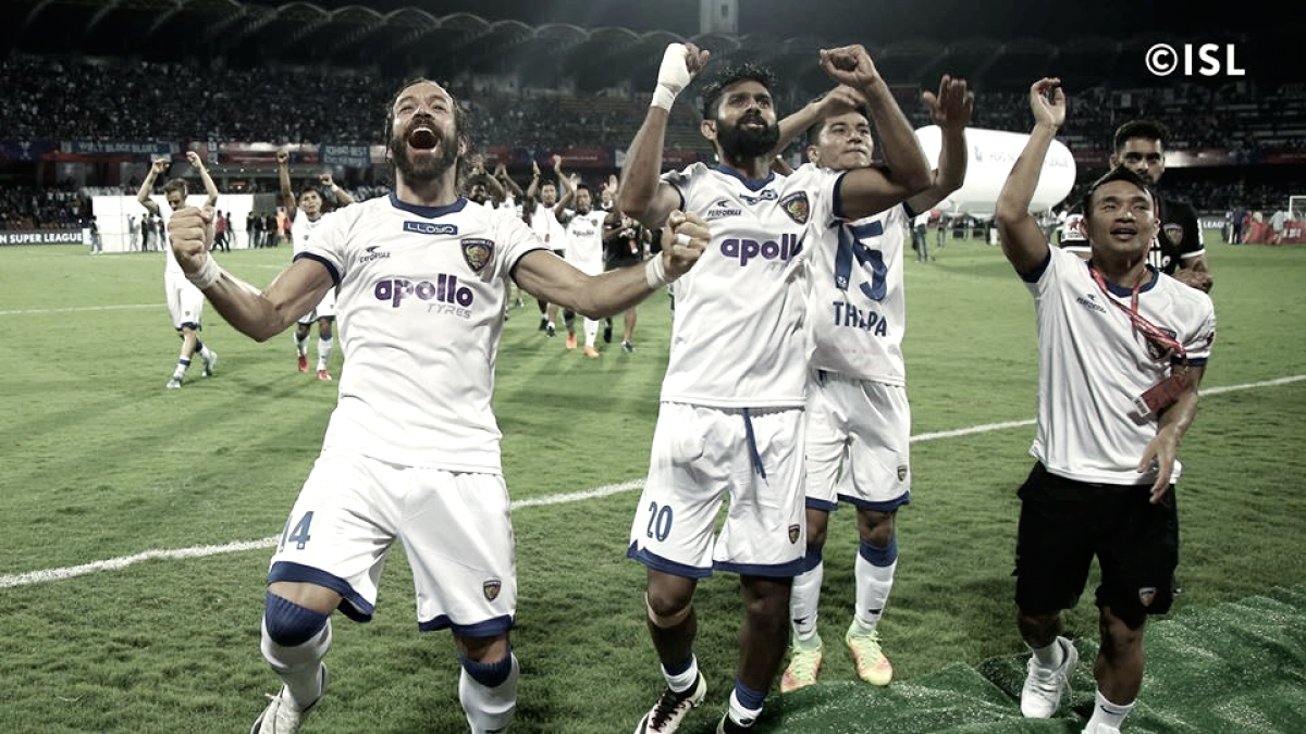 Iñigo Calderón gana la Superliga india