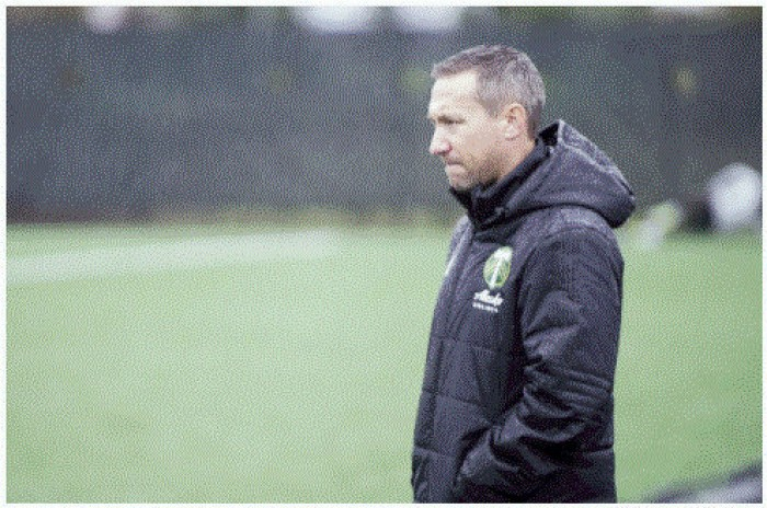 Why did Caleb Porter leave the Timbers?