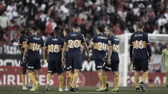 Calendario: ¿Qué hará Boca durante septiembre?