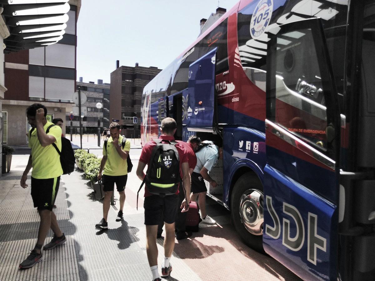 Guia VAVEL SD Huesca 2018-2019: El calendario de la temporada 18/19