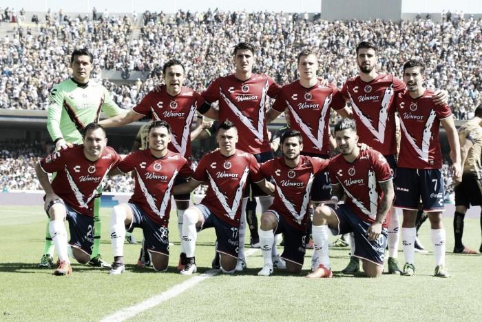 Calendario de Veracruz para el Clausura 2016