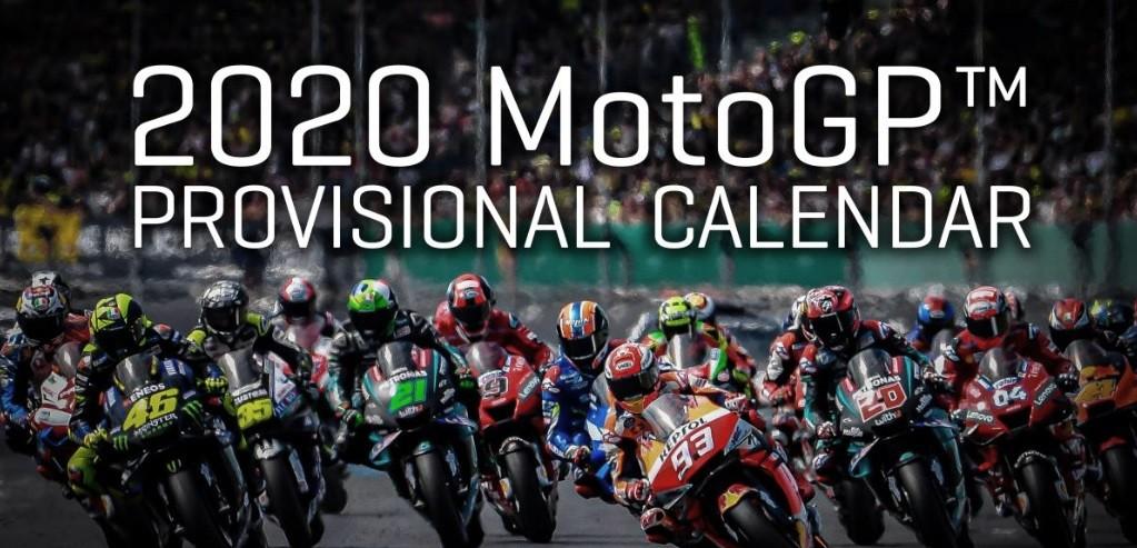 Calendario Moto 2020.Sale A La Luz El Calendario Provisional De Moto Gp 2020