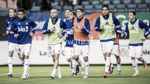 Osasuna - Ponferradina: puntuaciones de la Ponferradina, jornada 13 de Liga Adelante