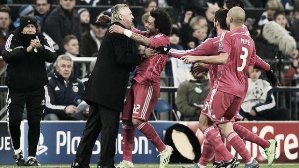"""Champions League, Ancelotti si gode la vittoria: """"Puntiamo a finire alla grande la stagione"""""""