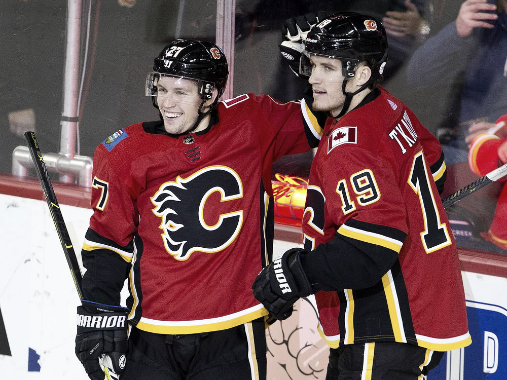 Calgary Flames: Playing at a tepid pace