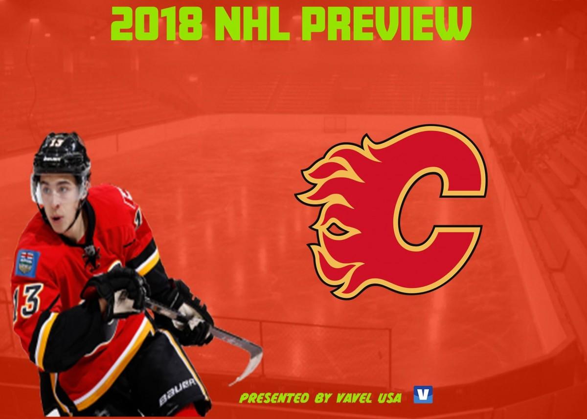 Calgary Flames : 2018/19 NHL season preview