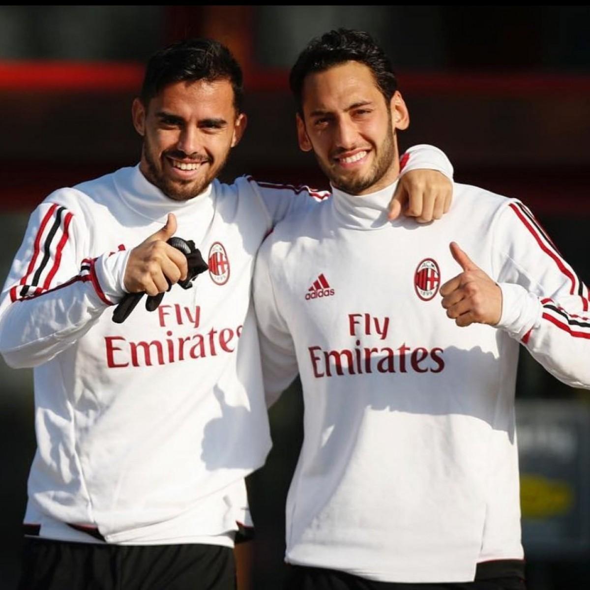 Juventus-Milan, Calhanoglu: