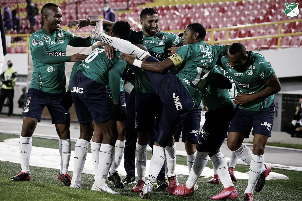 Convocados del Deportivo Cali frente al Deportes Tolima