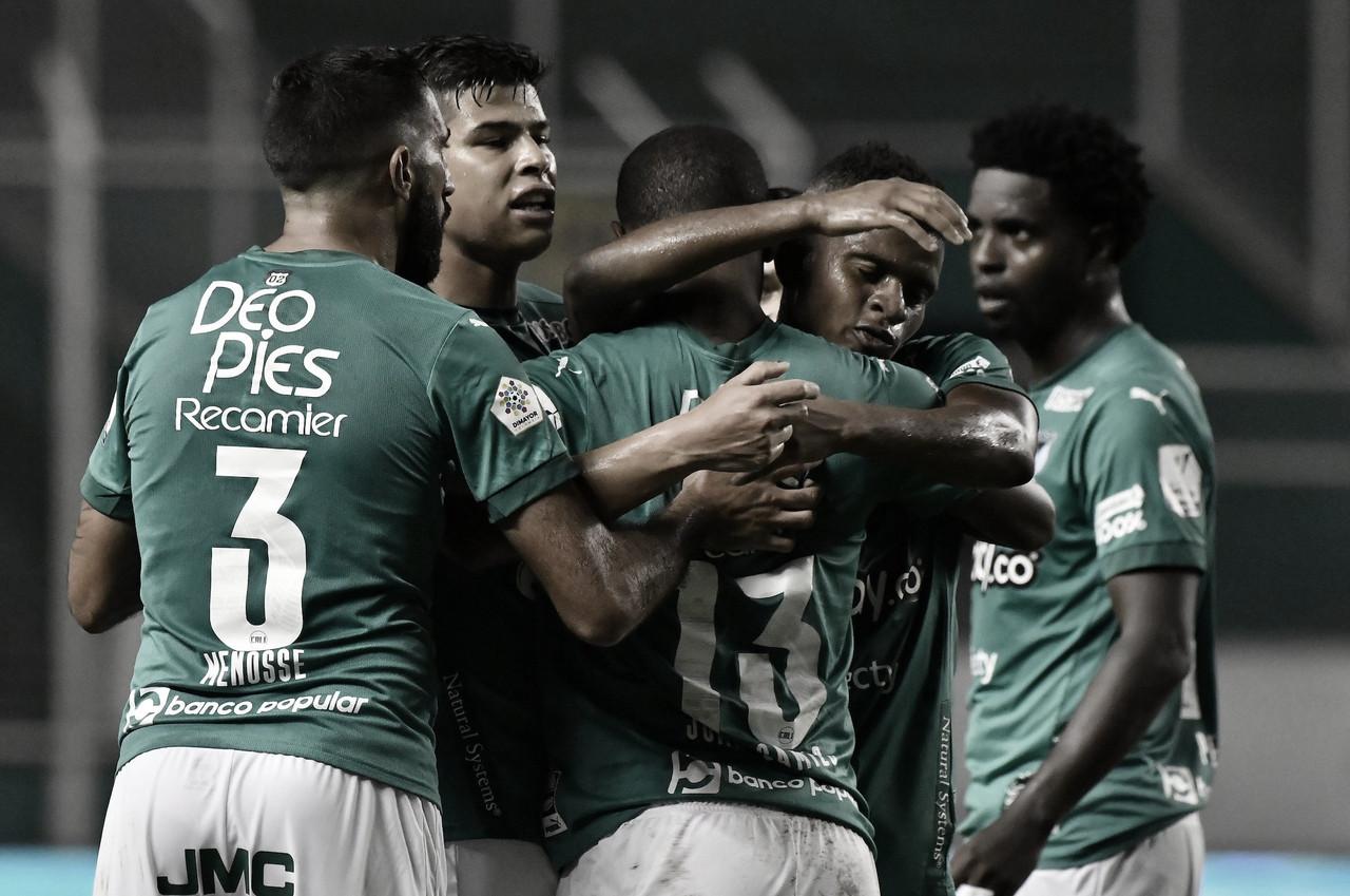 El capitán se sacudió: Deportivo Cali inició con victoria en el 2021