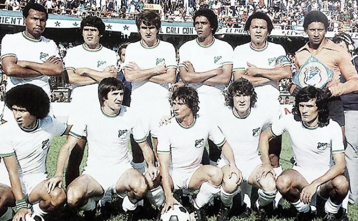 La final de la Copa Libertadores 1978: los 'verdiblancos' cayeron ante Boca