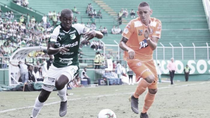 Deportivo Cali derrotó a Envigado y será cabeza de grupo en los cuadrangulares