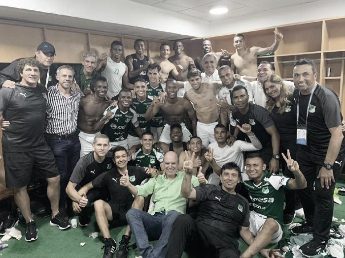 Deportivo Cali está en la final de la Copa Aguila