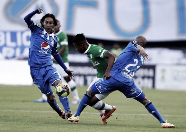 Historial: Deportivo Cali–Millonarios