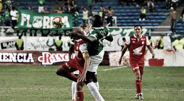 Deportivo Cali - Santa Fe se jugará el domingo 18 de octubre