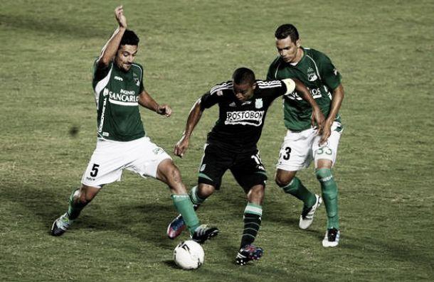 Atlético Nacional - Deportivo Cali: Clásico de 'Verdes'