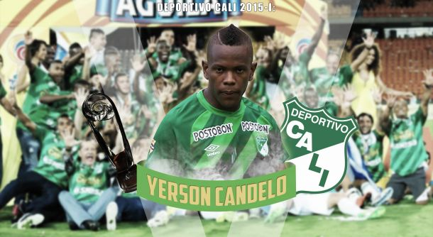 Deportivo Cali 2015-I: Yerson Candelo
