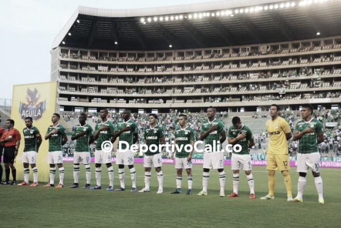 Deportivo Cali, tres partidos sin ganar como local en todas las competiciones