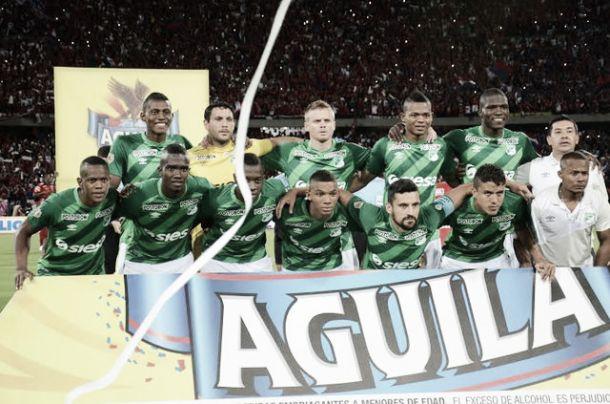 Independiente Medellín - Deportivo Cali: tercer cuarto de la final