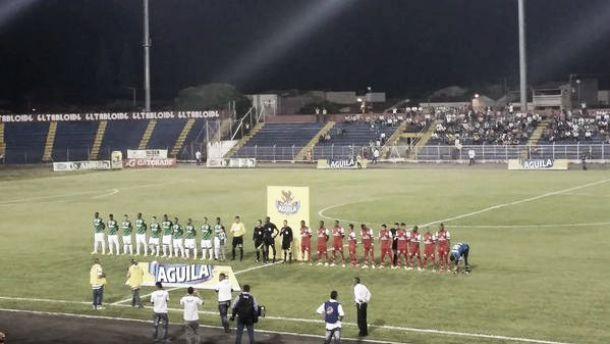 Ibargüen 3-2 Santos Borré