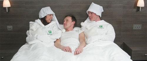 Conoce insólitos trabajos en hoteles