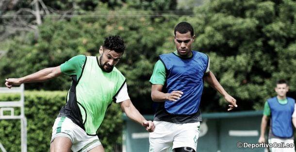 Deportivo Cali viajó hacia la capital para los partidos en Tunja