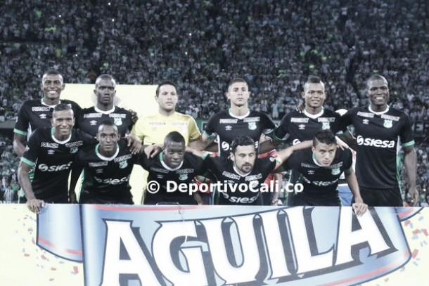 Atlético Nacional - Deportivo Cali: puntuaciones del Cali, vuelta de los cuartos de final de Liga Águila