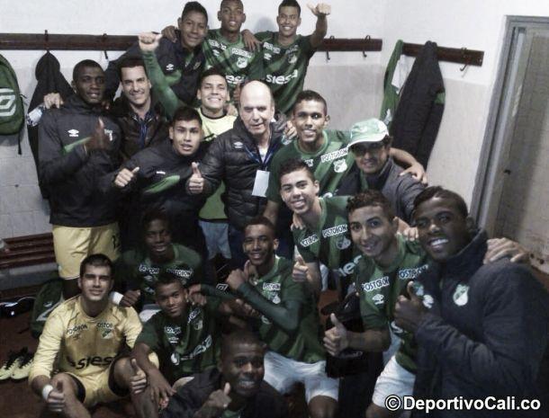 La sub-17 del Deportivo Cali avanzó a cuartos