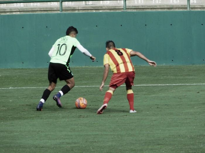 En imágenes: Deportivo Cali y Deportivo Pereira disputaron dos prácticas de pretemporada