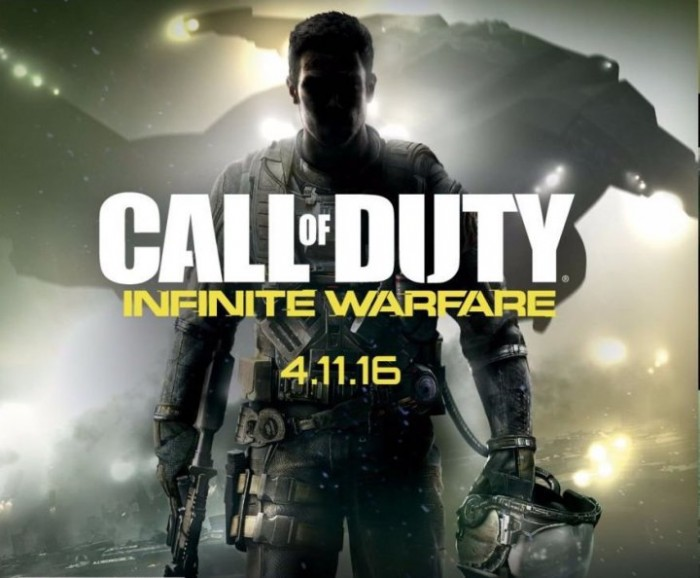 Tráiler oficial del nuevo Call of Duty: Infinite Warfare
