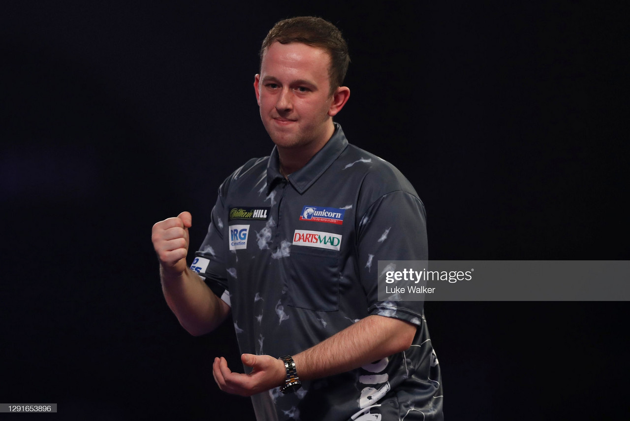 Darts: Rydz secures debut PDC title at PDC Super Series
