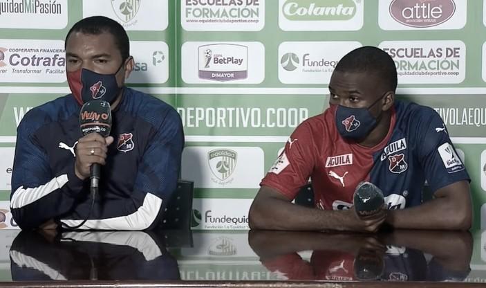 """Ricardo Calle: """"Cuando tienes un equipo joven, sabemos que ellos tienen altibajos"""""""